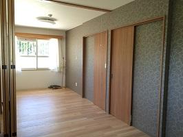 ガジュマル&キジムナーの部屋、18平米、2分割可能