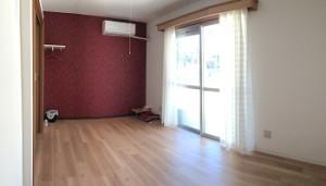 デイゴの部屋、12平米